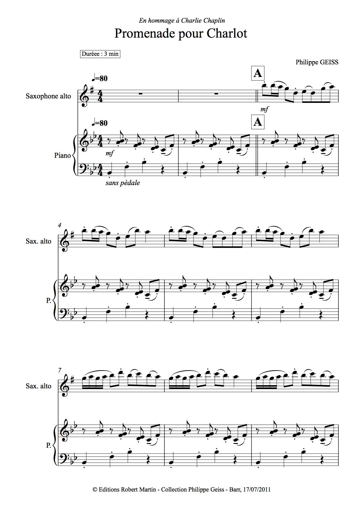 partition piano promenade sur mars